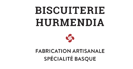 Logotype - Hurmendia - Biscuiterie - Fabrication artisinale - Pays Basque